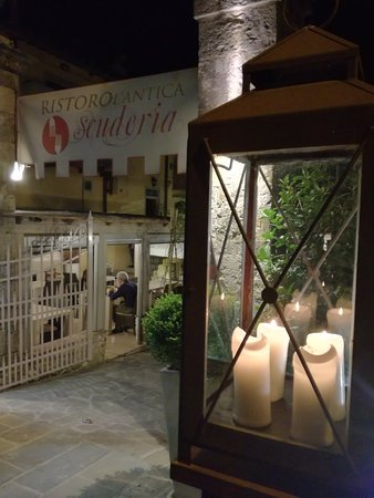 Ristorante L'Antica Scuderia照片