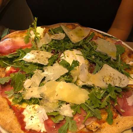 Capperi- Pizzaioli Italiani: Bufalina et Tartufo