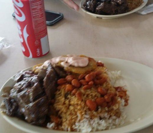 Penuelas, Puerto Rico: El Velorio Bar & Food