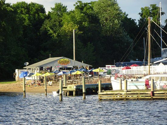 Chestertown, MD: On the river