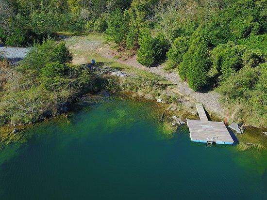 Kraken Springs - Scuba and Watersports Park: Kraken Springs Far Dock
