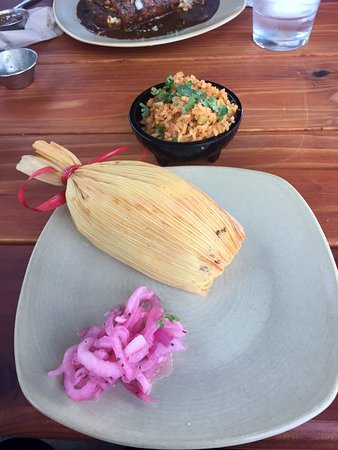 Terrific tamales! - Picture of Tamale Boy, Portland