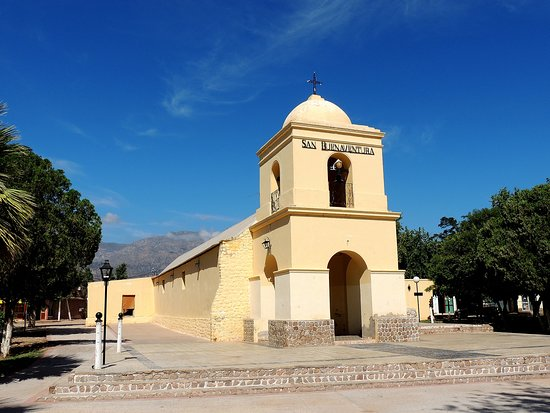 La Rioja, Argentina: Iglesia San Buenaventura