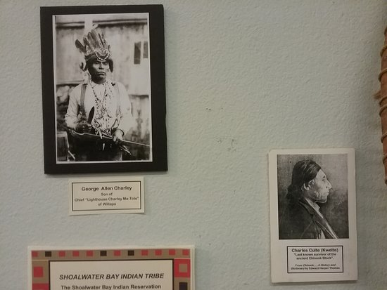 Pacific County Historical Society and Museum: Local leaders.