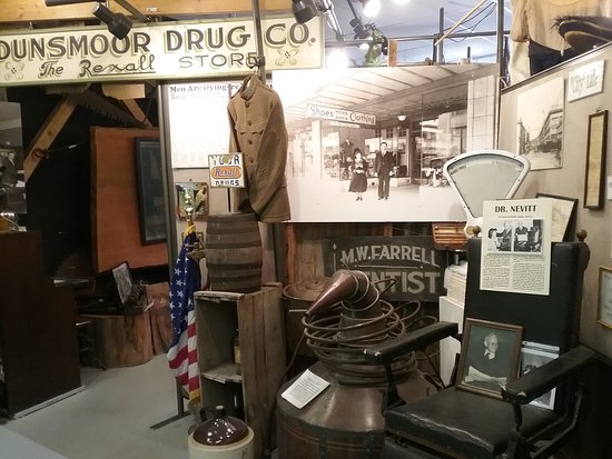 Pacific County Historical Society and Museum
