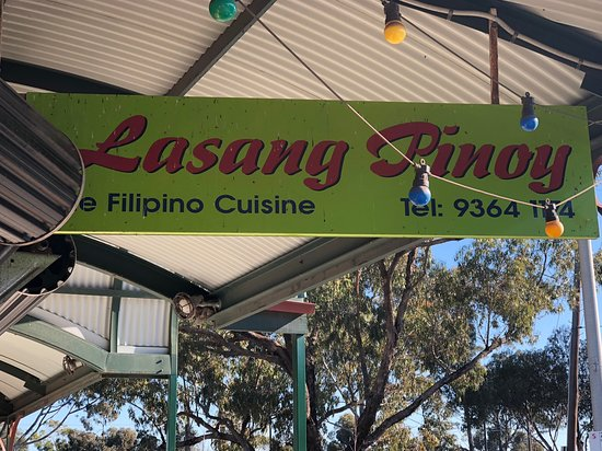 St Albans, Australia: Try Pinoy foods