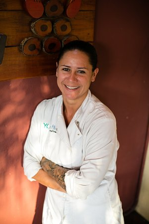 Yemanja Woodfired Grill: Chef and Owner Joyce de Cuba