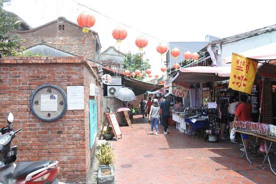 鹿港老街照片