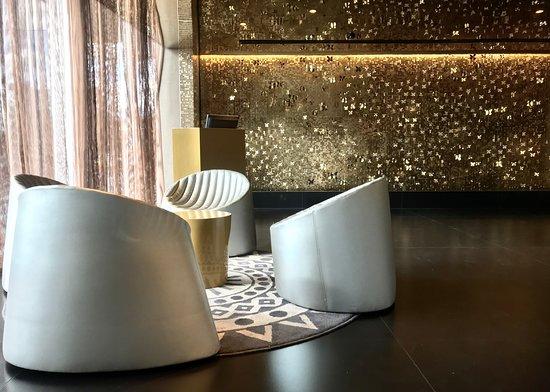 W Bogota: Hotel Lobby