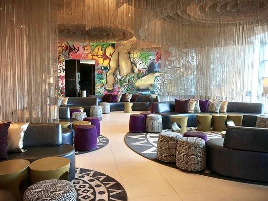 W Bogota: W Lounge