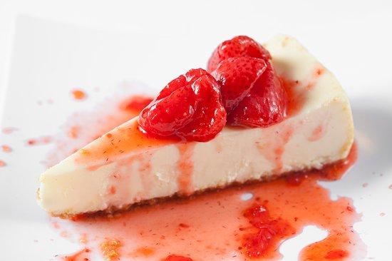 Carolina's Italian Restaurant: Strawberry Cheese Cake