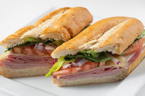 Carolina's Italian Restaurant: Submarine Sandwich