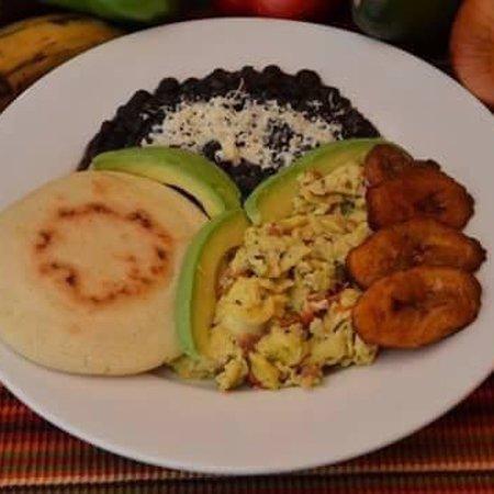 Restaurante Delicias Tia Eu张图片
