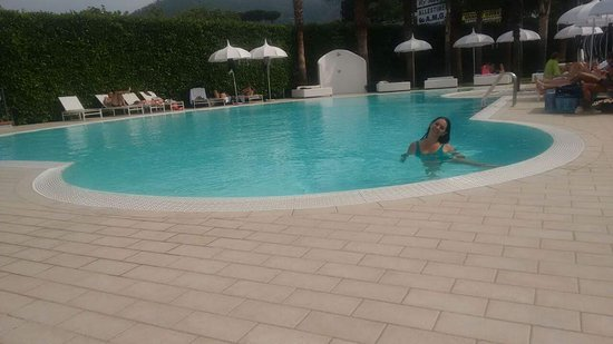 San Severino Park Hotel & Spa: Hermosa pileta