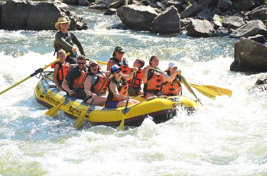 Whitewater Rafting, LLC: Wicked Good Time