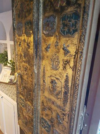 The Golden door to The Crown of India