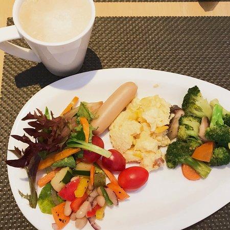 Citadines Mercer Hong Kong: Breakfast