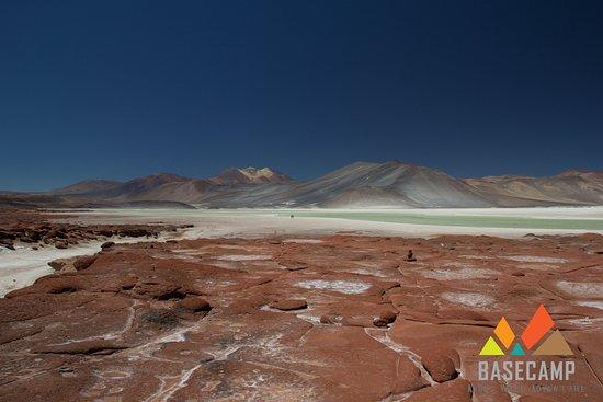 San Pedro de Atacama, Chile: Tour a Piedras Rojas mas Salar de Atacama