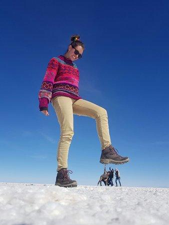 San Pedro de Atacama, Chile: Tour Salar de Uyuni, Bolivia