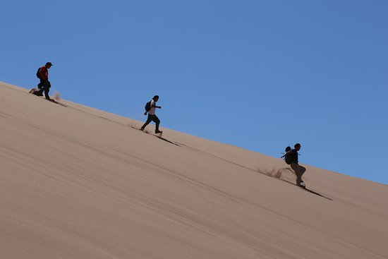 San Pedro de Atacama, Chile: Trekking Cornisas