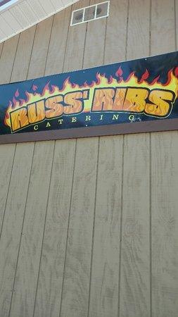Kingwood, WV: Russ's Ribs