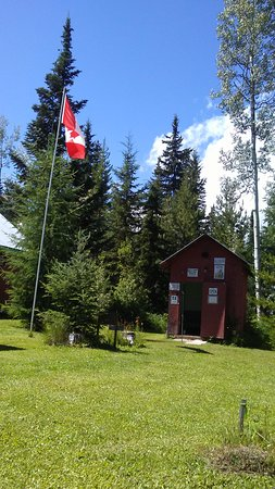 Goodsir Nature Park : A nice place to visit, especially on warm, sunny days.