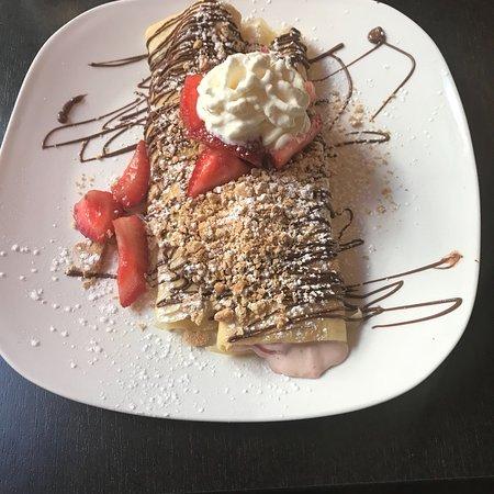 Creperie Chez Suzette: Le Cheesecake