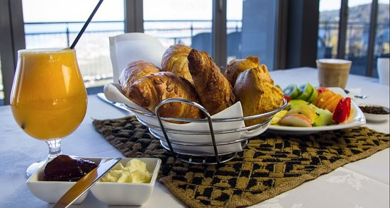 Southern Gateway Centre: Alltitude 1148 is open for breakfast on selected days