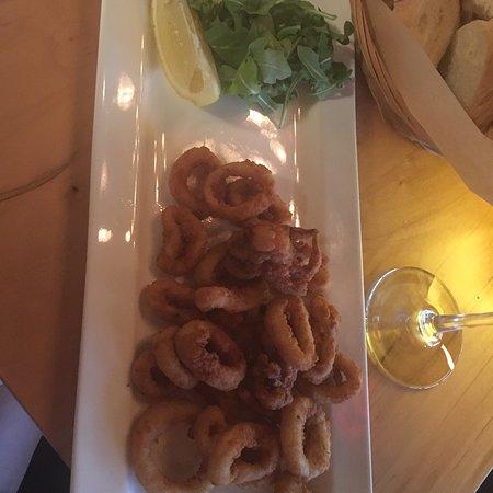 Four Brothers Cucina: Calamari
