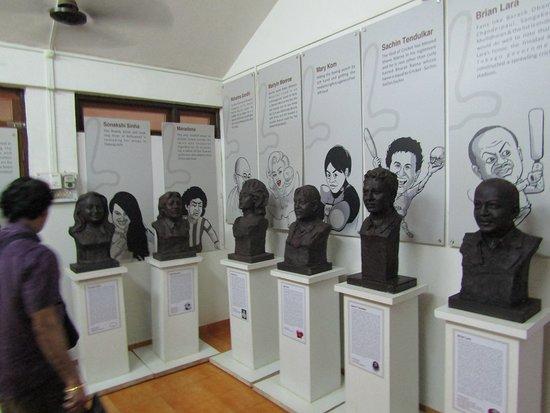 Big Foot Museum: The Left-handers museum