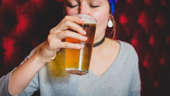 Dillinger's Brasserie & Bar: craft beer