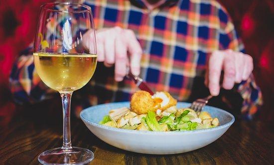 Dillinger's Brasserie & Bar: dinner
