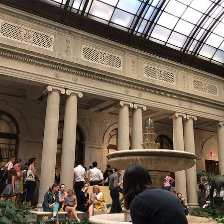弗里克美术收藏馆照片