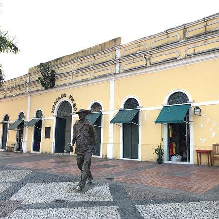 Foto de Novo Mercado Velho