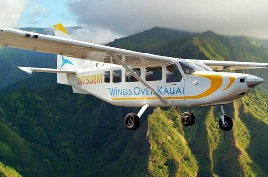 Voo Sightseeing Deluxe de Kauai