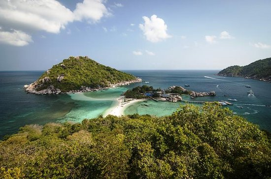 Koh Tao and Koh Nang Yuan Including...