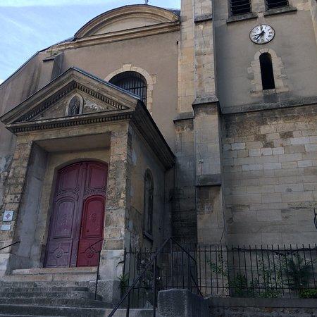 Église Saint-Germain de Pantin: photo0.jpg