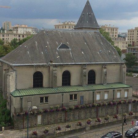 Église Saint-Germain de Pantin: photo1.jpg