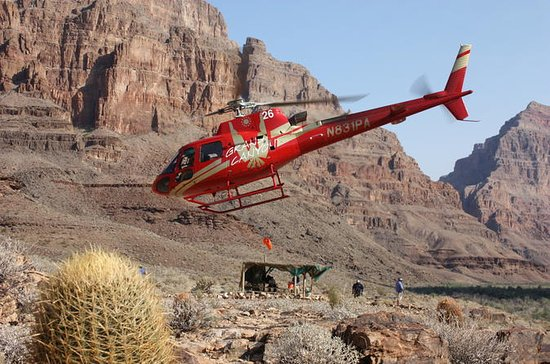 Grand Canyon Helicopter Tour from Las ...