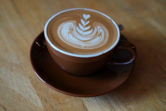 Let's Meat: Cafe Latte