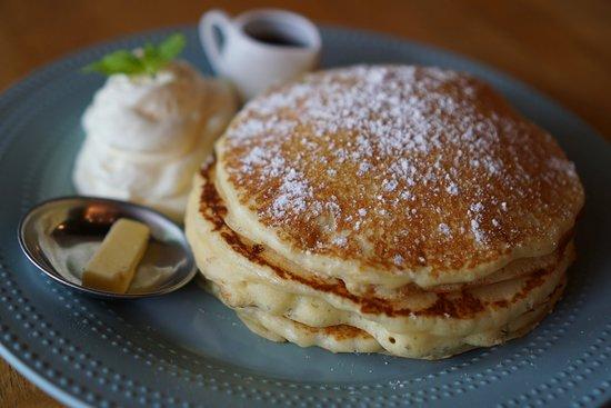 Let's Meat: House Pancakes (Brunch)