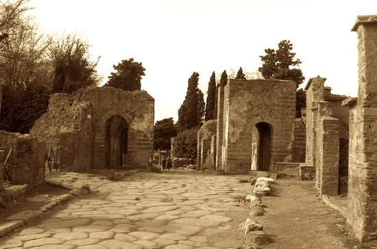 Pompei Private Tour med en...