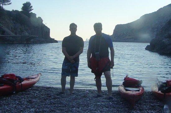 Sorrento: Kayak Tour en la bahía de...