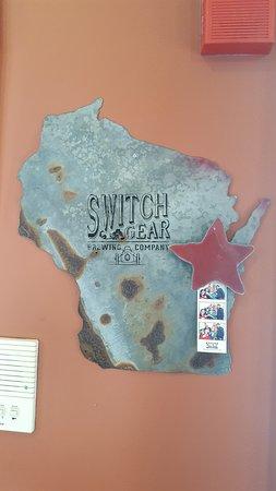 SwitchGear Brewing Company: Sign