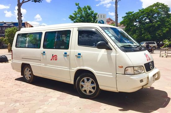 Private Transfer: Siem Reap Airport to Hotel