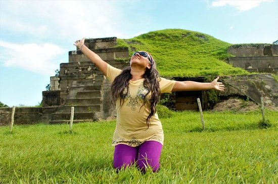 マヤの探検ジョヤデセレン、サンアンドレスとCoatepeque湖