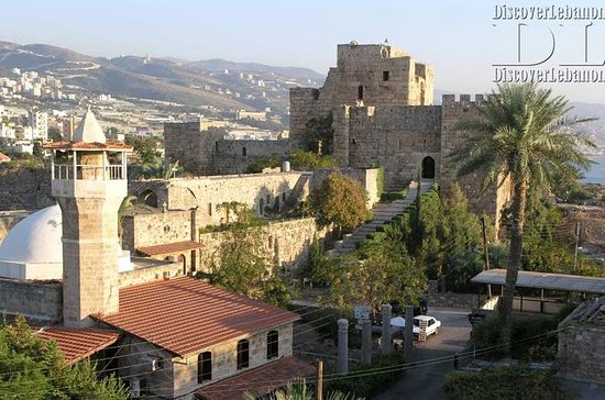 Beyrouth - Beiteddine - Deir elQamar...