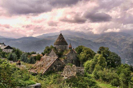 1日でアルメニア - トビリシからのプライベートツアー