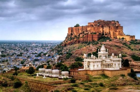 Privat Jodhpur City Tour & Camel...