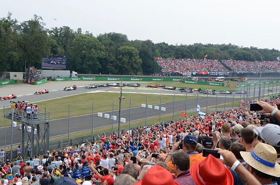 Formel 1 Race Billett Italia Gran...